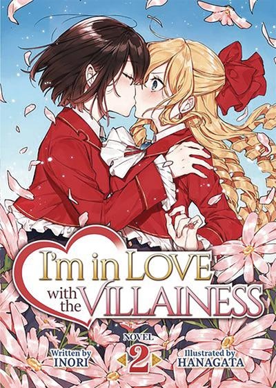 IM IN LOVE WITH VILLAINESS LIGHT NOVEL SC 02