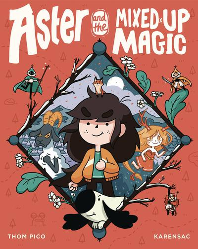 ASTER TP 02 MIXED UP MAGIC