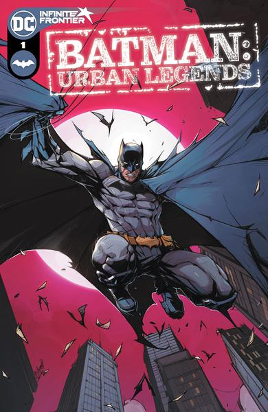 BATMAN URBAN LEGENDS