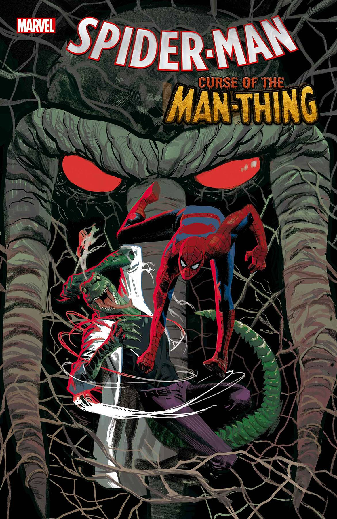 CURSE OF MAN-THING