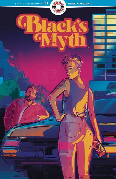 BLACKS MYTH