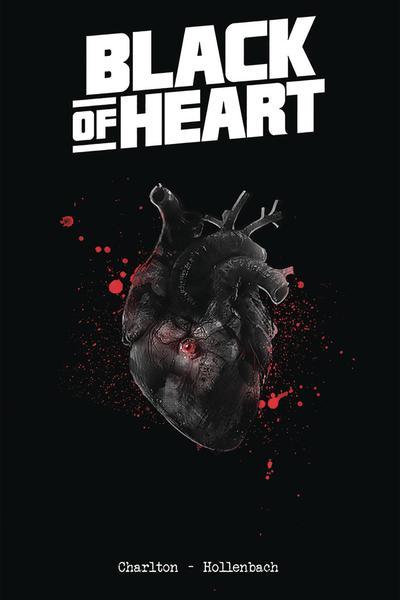 BLACK OF HEART TP