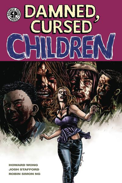 DAMNED CURSED CHILDREN TP