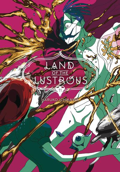 LAND OF THE LUSTROUS GN 11