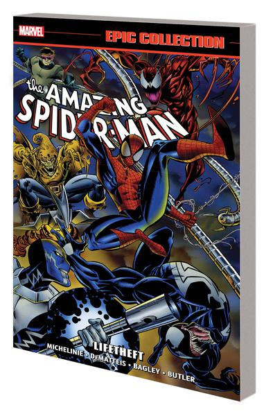 AMAZING SPIDER-MAN EPIC COLLECTION TP 26 LIFETHEFT