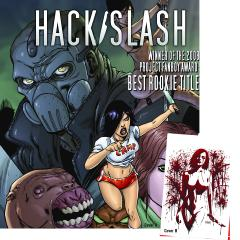 HACK SLASH II (1-34)