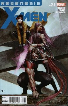 X-MEN II (1-41)