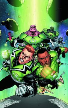 GREEN LANTERN CORPS HC 01 FEARSOME