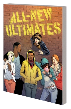 ALL NEW ULTIMATES TP 01 POWER FOR POWER