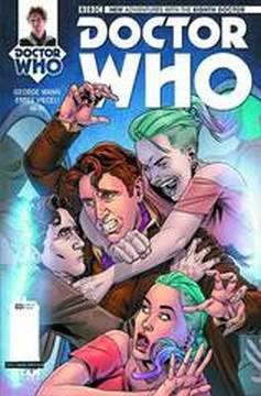 DOCTOR WHO 8TH