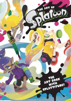 ART OF SPLATOON HC