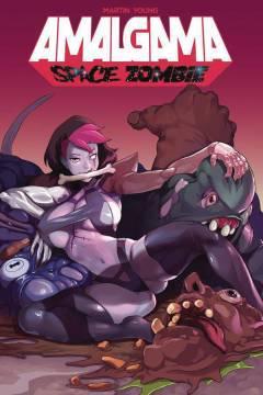 AMALGAMA SPACE ZOMBIE TP 01