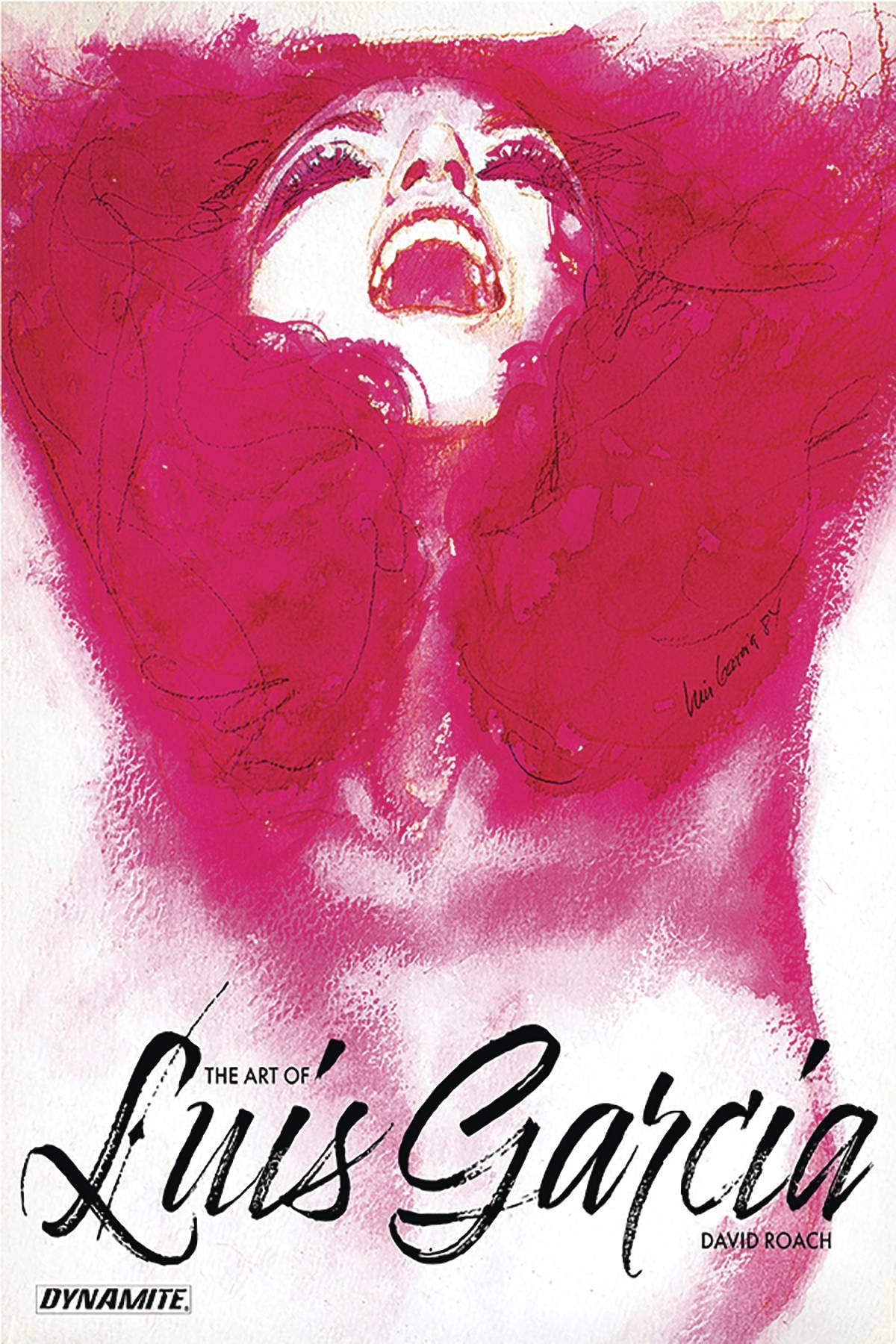 ART OF LUIS GARCIA HC