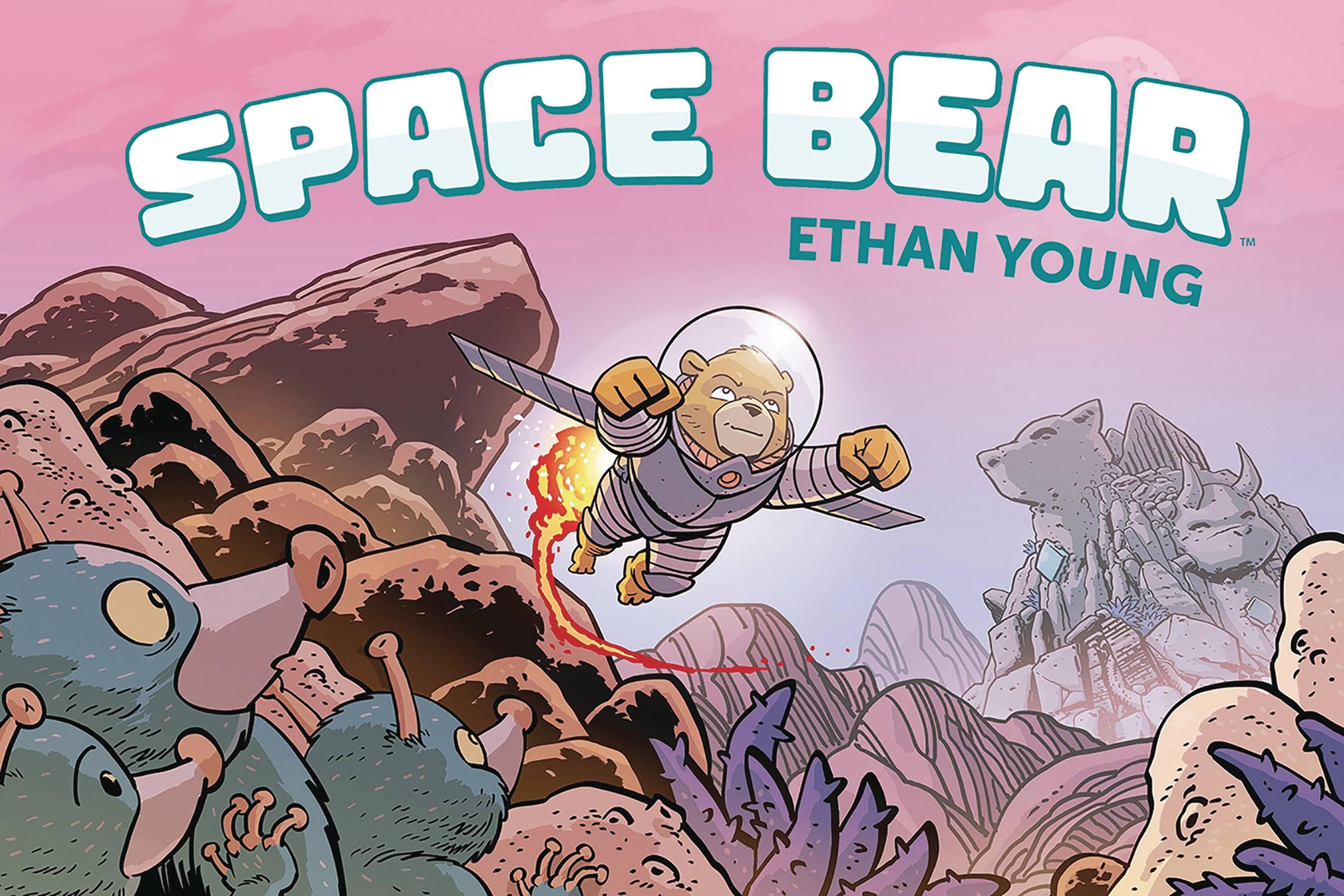 SPACE BEAR ORIGINAL HC