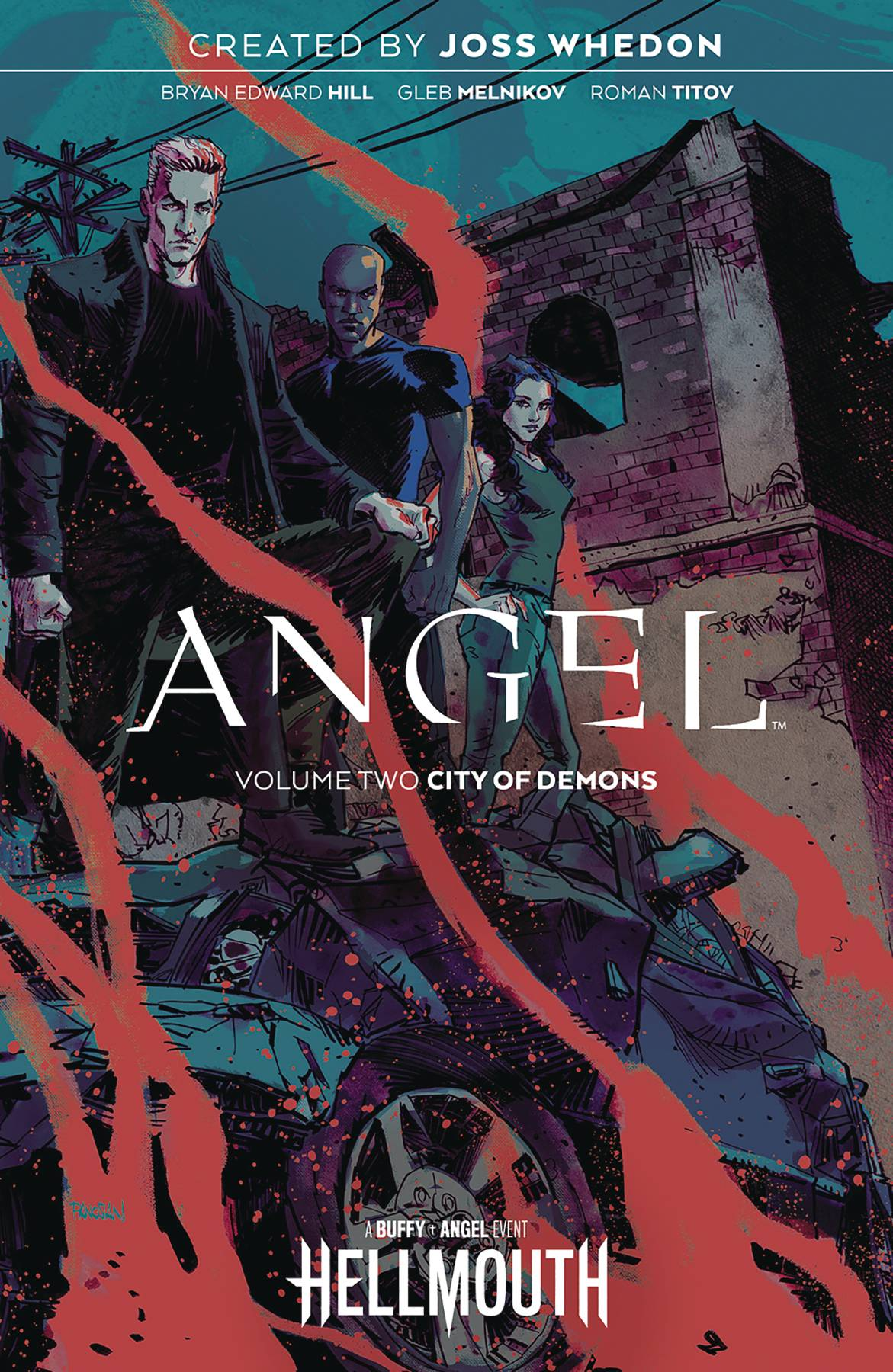 ANGEL TP 02