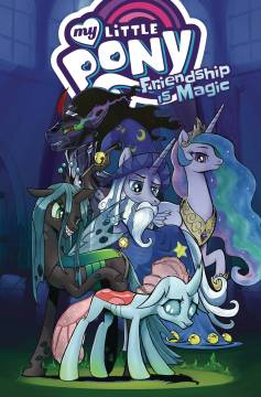 MY LITTLE PONY FRIENDSHIP IS MAGIC TP 19