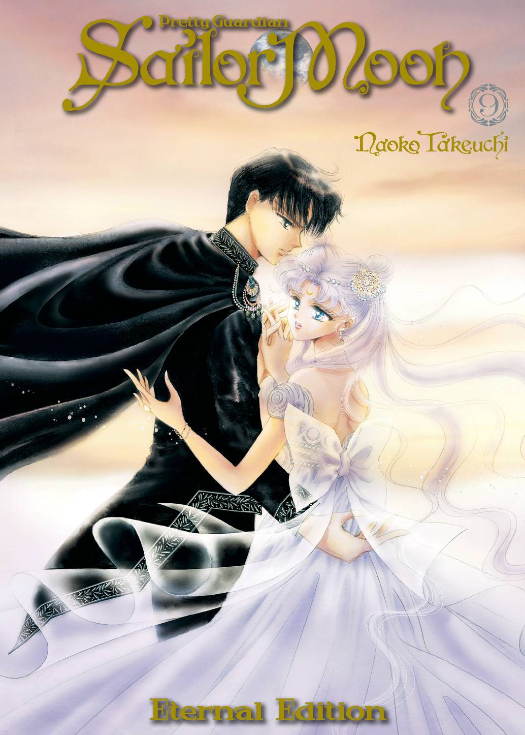 SAILOR MOON ETERNAL ED GN 09