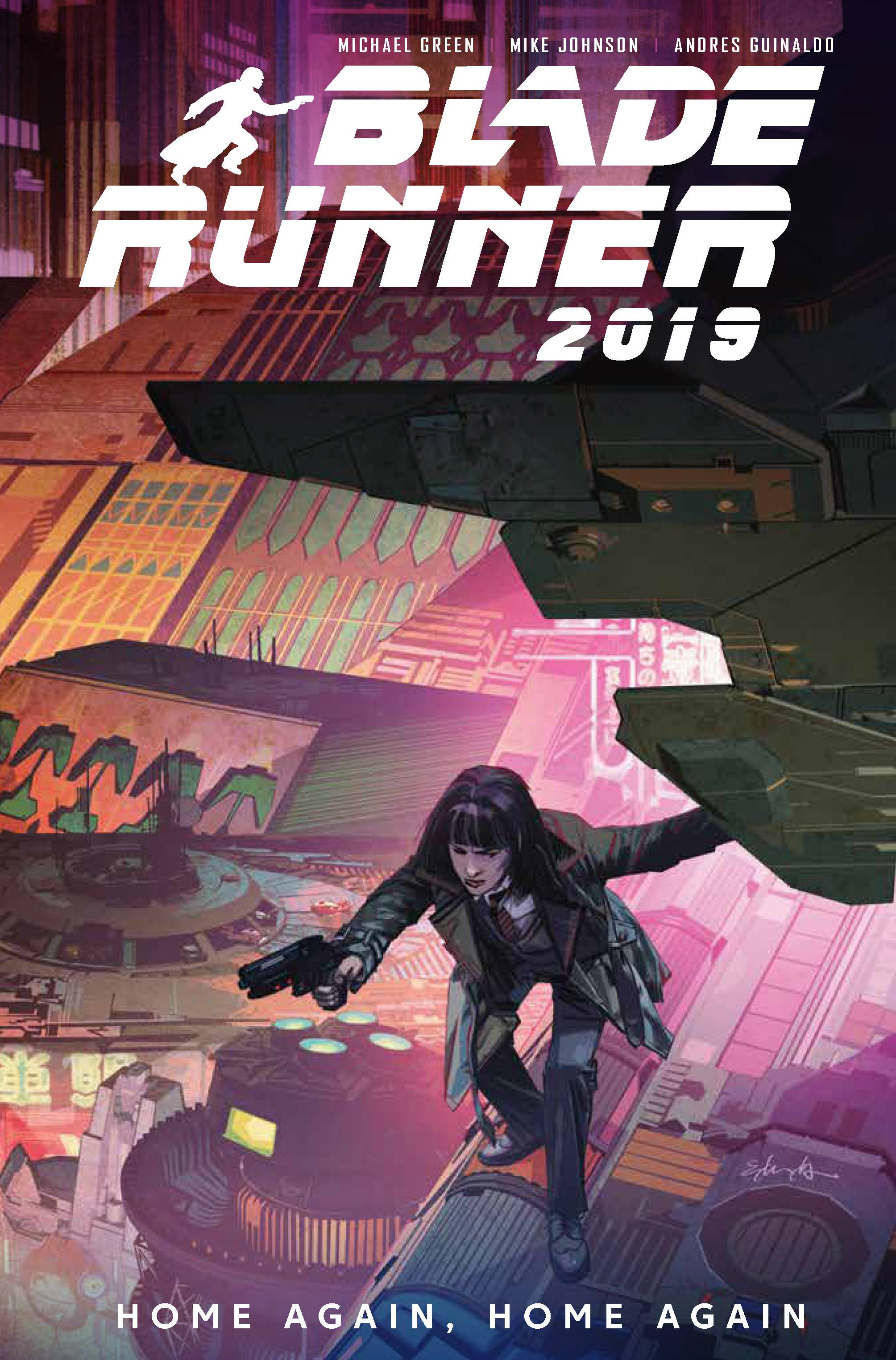 BLADE RUNNER TP 03 HOME AGAIN HOME AGAIN