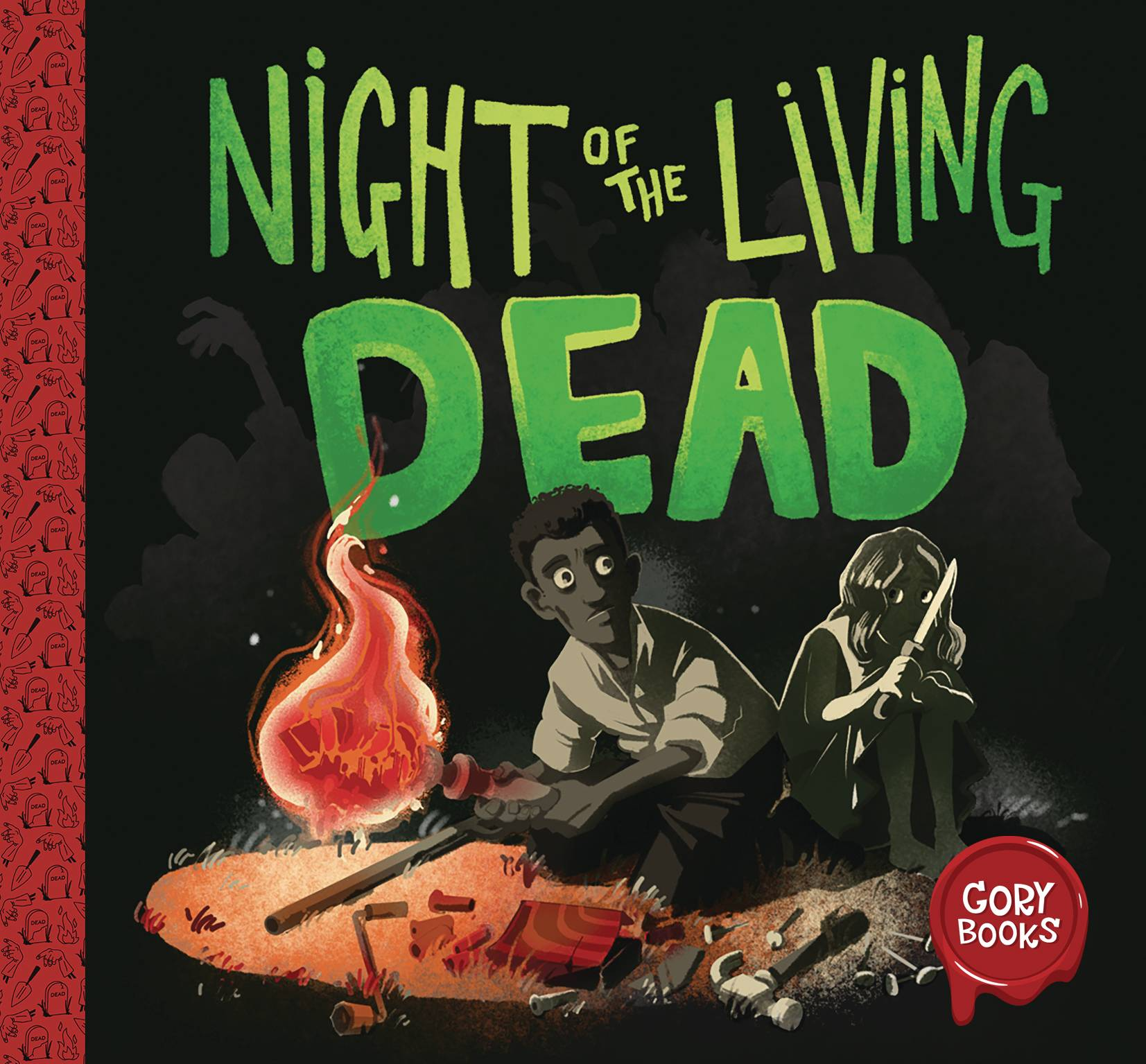 GORY BOOKS TP 01 NIGHT OF THE LIVING DEAD
