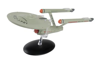 STAR TREK BEST OF XL SHIPS #1 USS ENTERPRISE NCC-1701