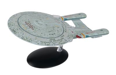 STAR TREK BEST OF XL SHIPS #2 USS ENTERPRISE NCC-1701D
