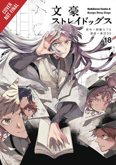 BUNGO STRAY DOGS GN 18