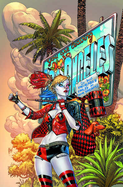 HARLEY QUINN TP 05 HOLLYWOOD OR DIE