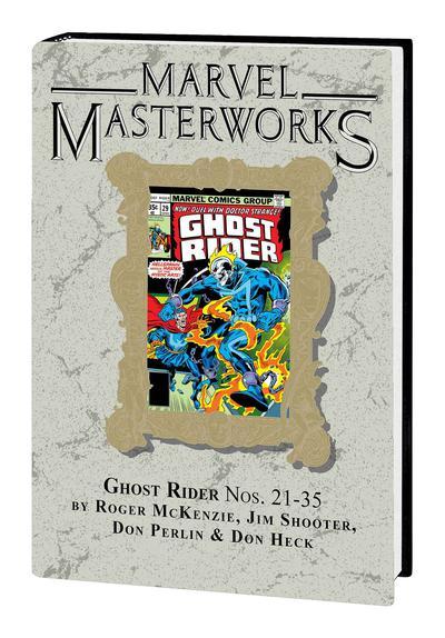 MARVEL MASTERWORKS GHOST RIDER HC 03