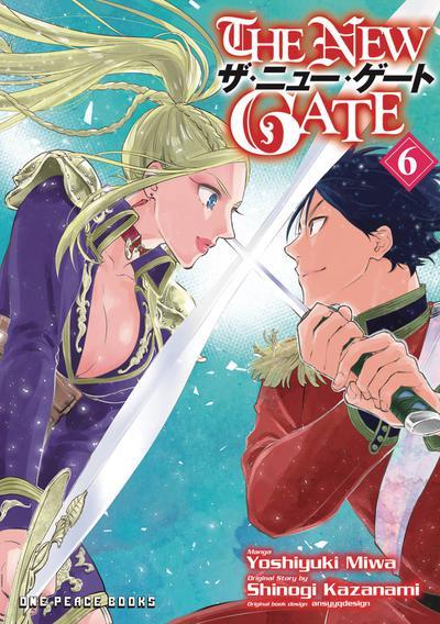 NEW GATE MANGA GN 06