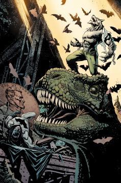 BATMAN VS BIGBY A WOLF IN GOTHAM