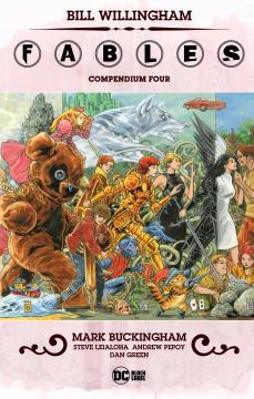 FABLES COMPENDIUM TP 04