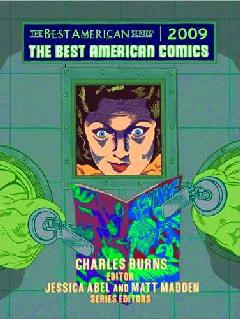 BEST AMERICAN COMICS HC 2009