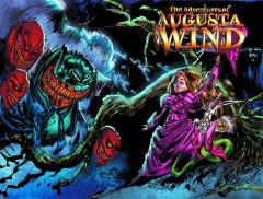 ADVENTURES OF AUGUSTA WIND HC 01