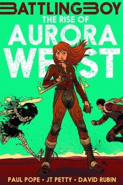 BATTLING BOY RISE OF AURORA WEST TP 01