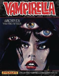 VAMPIRELLA ARCHIVES HC 15