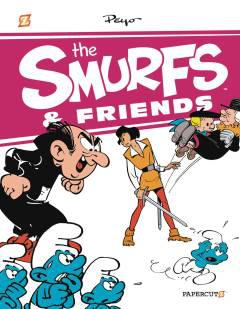 SMURFS AND FRIENDS HC 02