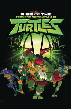 TMNT RISE OF THE TMNT TP 01