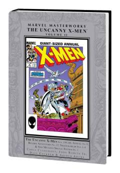 MARVEL MASTERWORKS UNCANNY X-MEN HC 12