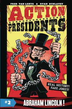 ACTION PRESIDENTS COLOR HC 02 ABRAHAM LINCOLN