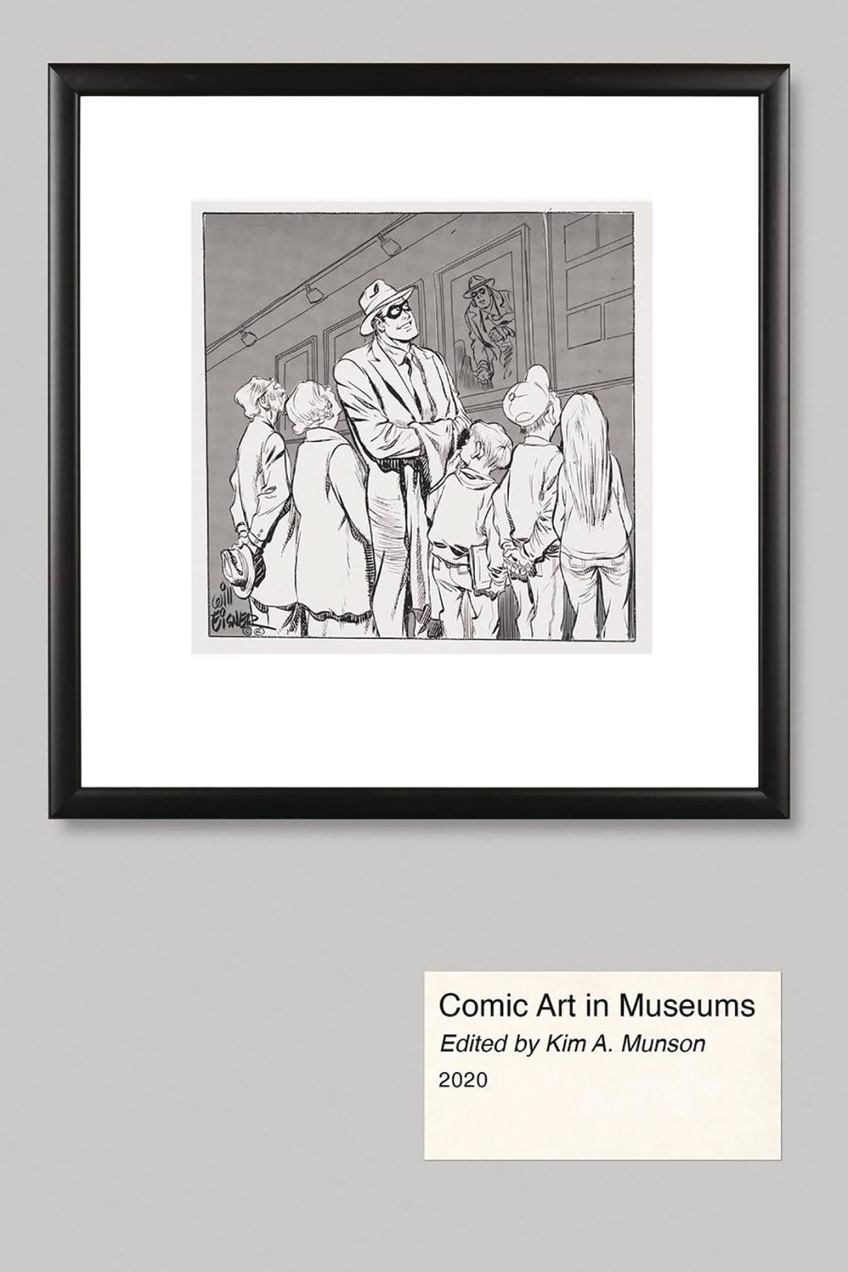 COMIC ART IN MUSEUMS TP