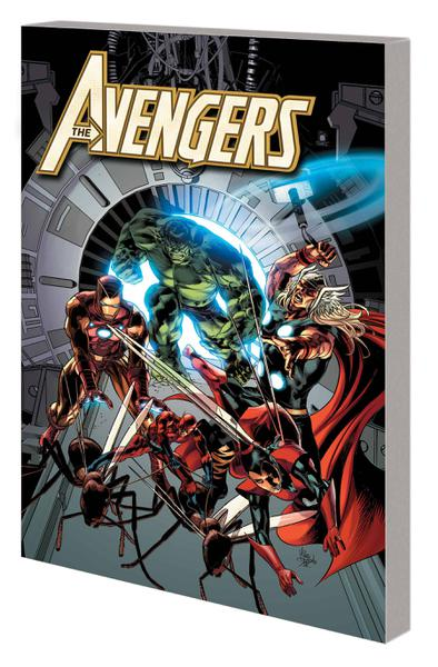 AVENGERS BY HICKMAN COMPLETE COLLECTION TP 04