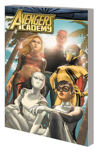 AVENGERS ACADEMY TP 03 COMPLETE COLLECTION