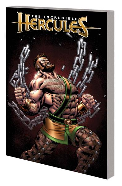 INCREDIBLE HERCULES COMPLETE COLLECTION TP 02