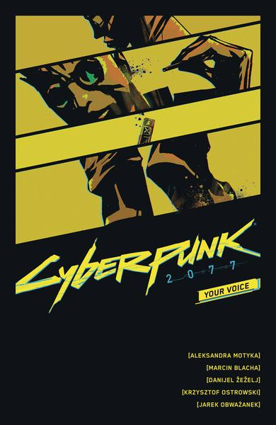CYBERPUNK 2077 YOUR VOICE TP