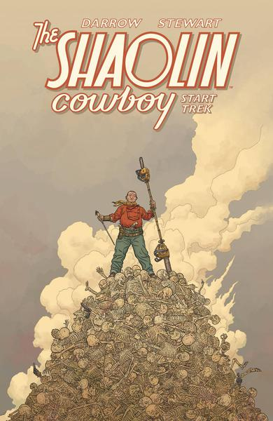 SHAOLIN COWBOY START TREK TP