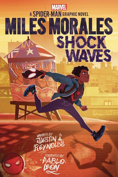 MILES MORALES SHOCK WAVES HC