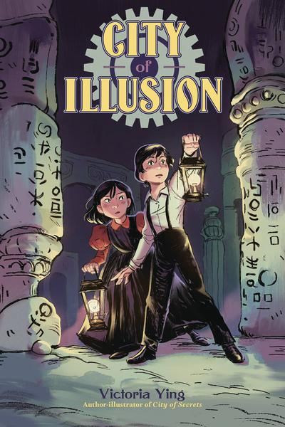 CITY OF ILLUSION GN