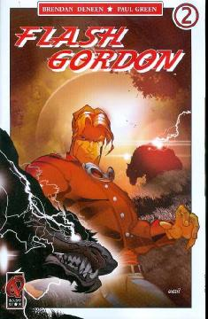 FLASH GORDON (Ardden)