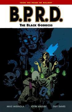 BPRD TP 11 BLACK GODDESS