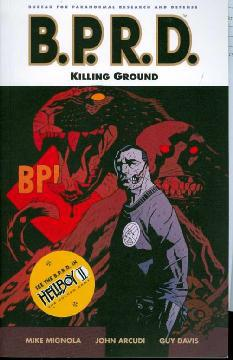 BPRD TP 08 KILLING GROUND
